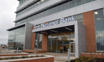 First National Financial Park › First National Bank